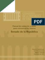 Manual de Redaccion y Estilo