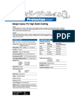 Berger Epoxy PU Specification