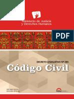 Libro v Del Código Civil