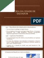 Historia de Salvador