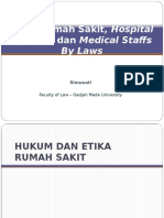 2017 Hukum Sesi 12 Rima Pelayanan Kesehatan Hubungan Hukum Antara Provide Pasien (1)