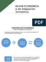 Integracion Economica Diapositivas Expo Terminado