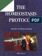 The Homeostasis Protocol
