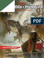 D&D5E AMinaPerdidaDePhandelver Adventure UncensoredRPG