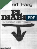 Haag, Herbert - El Diablo, Su Existencia Como Problema