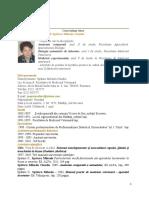 CV Mihaela Spataru RO