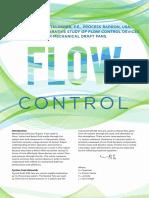 Fans Flow Control