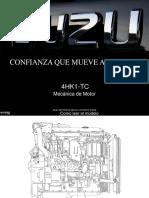 Isuzu Engine 2008