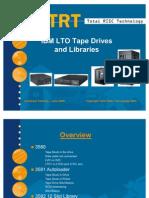 LTO Tape Drive Training