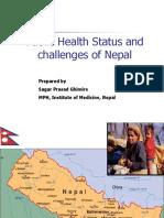 HealthChallenges Nepal
