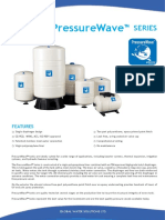 Pressure Tank GWS Type Pressure Wave