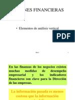 Razones Financieras II