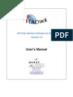 FEACrack User Manual v3.2