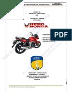 Porters Five Forrce Model for HERO HONDA