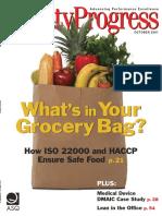 Quality Progress Magazine (Feb-2007)