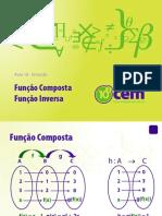 Cem Sem A18 Função Composta e Função Inversa