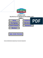 Equate Approved List