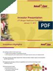 JP Morgan Presentation - 1-11-11 - FNL