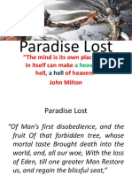 Paradise Lost by Pgp1