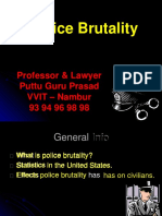 Police Brutality - Pgp1