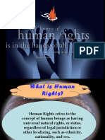What is Human Rights