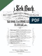 Fantasia Cromatica e Fuga 903 - Bach