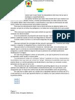Trabajo Práctico N°2 (Grooming) Alvarez,Arias,Arriagada,Baldracco. 2do B SC