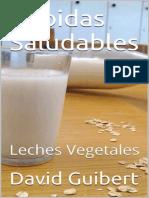 David Guibert Leches Vegetales
