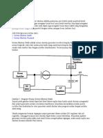 Sistem Eksitasi Generator
