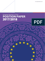 European Business in China Position Paper 2017 2018[English Version]