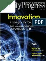 Quality Progress Magazine (May-2007)