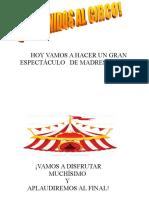 Anticipación e Historia Social Del Circo