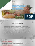 Alimentación saludable 123