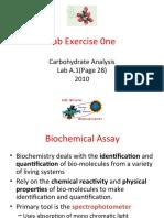 Lab Exercise 0ne 2008