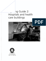 Lighting Guide 2 - Hospitals Nd Health Care Bldgs