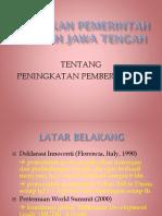 Materi Legislasi PP ASI