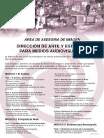 Dart y Estilismo Pa Medios Audiovis