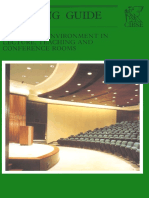 Lighting Guides LG 5 Lecture, Teaching and Conference Rooms (Includes Addendum 1, 2003)