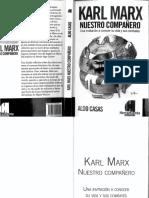 15 Casas. 2017. Marx, Nuestro Compañero