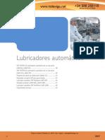 SKF 04 Lubricadores Automáticos