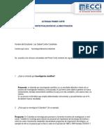 Actividad Completa Metodologia de La Investigacion Gabriel Cañon