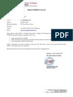 2. Pernyataan PQ - Pengadaan Alat