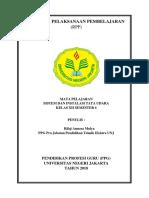 RPP Peer Teaching Bus Kota
