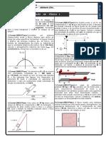 1ª Revisao de Física (2009)