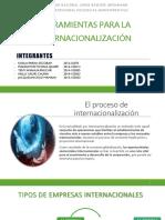 herramientas para la internacionalizacion