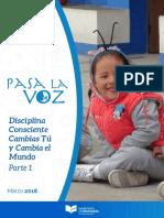 2018 Marzo Pasa La Voz