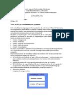 Auto EstandarProgramacion PLC