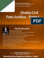 Fato Jurídico Parte I.pptx