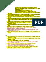 Corpo FRIA Revalida Case List