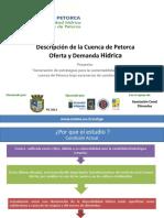 Descripción de La Oferta Hídrica de La Cuenca de Petorca MC JL PAAL